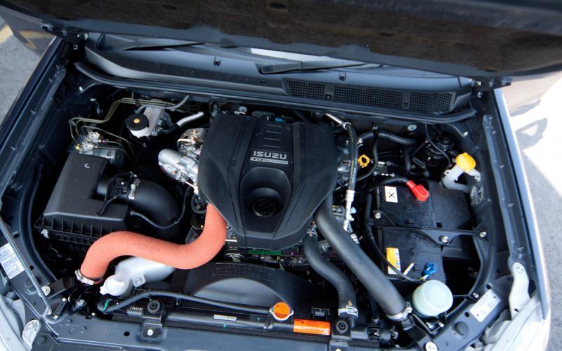 Isuzu D Max Vehicle Test Total Off Road The Uk S