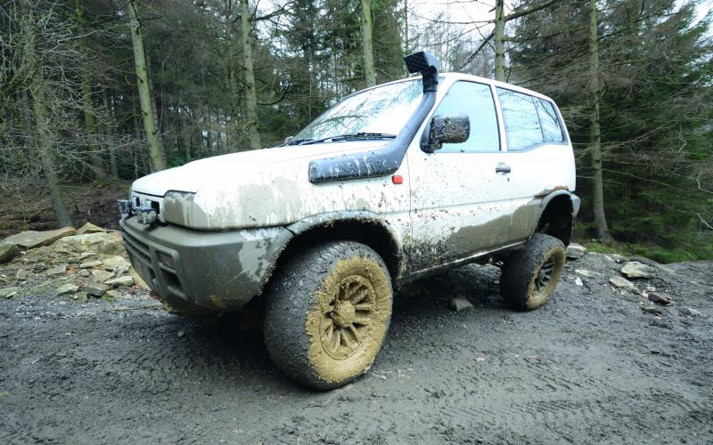 Dig The New Breed Total Off Road The Uk S Only Pure