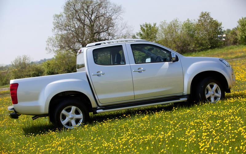 Isuzu D Max Vehicle Test Total Off Road The Uk S