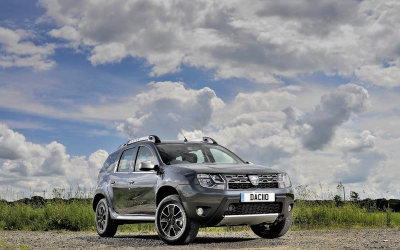dacia unveils updates to high value duster 4x4 total off road the uk 39 s only pure off road. Black Bedroom Furniture Sets. Home Design Ideas