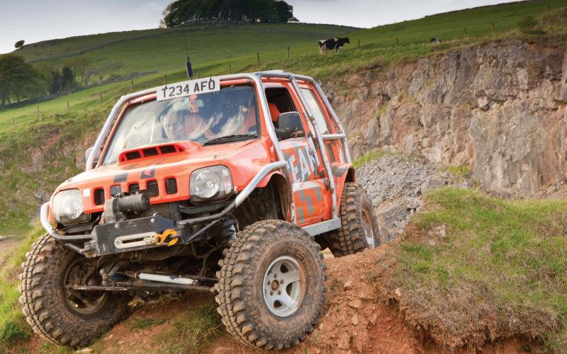 Scale Model Total Off Road The Uk S Only Pure Off