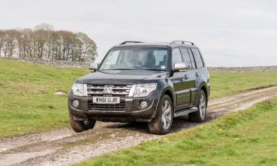 Mitsubishi :: Total Off-Road :: The UK's Only Pure Off-Road Magazine