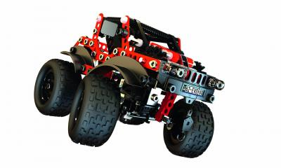 Meccano Evolution 4x4