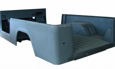 Omix ADA Jeep CJ 8 Steel Body Tub High Res