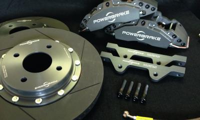 Powerbrake PB44L 330x32mm X Line Big brake kit 1