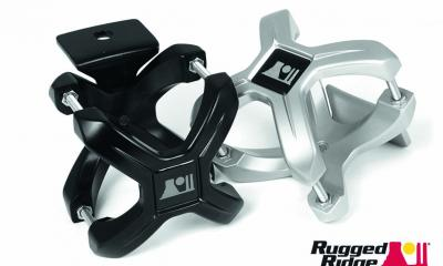 Rugged Ridge X Clamps product only