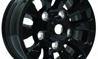 xtech black wheel