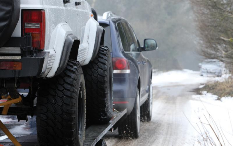 Volkswagen Touareg ♦ Towing Test ♦ :: Total Off-Road :: The UK's Only Pure Off-Road Magazine