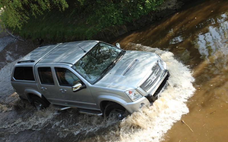 Isuzu Rodeo ♢ Vehicle Test ♢ :: Total Off-Road :: The UK's
