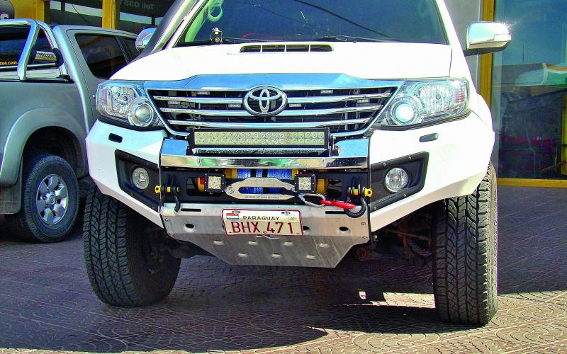 Rhino 4x4 Bumpers: Sexiest Metal Ever? :: Total Off-Road ...
