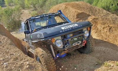 Land Rover :: Total Off-Road :: The UK's Only Pure Off-Road