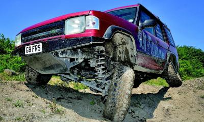 Suspension :: Total Off-Road :: The UK's Only Pure Off-Road Magazine