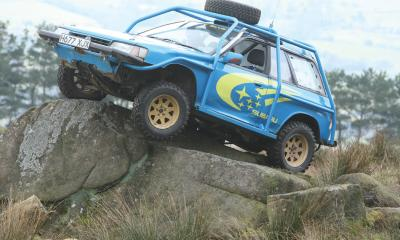 Subaru Total Off Road The Uk S Only Pure Off Road Magazine