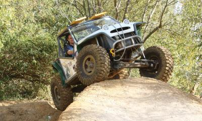 Special Vehicles :: Total Off-Road :: The UK's Only Pure Off