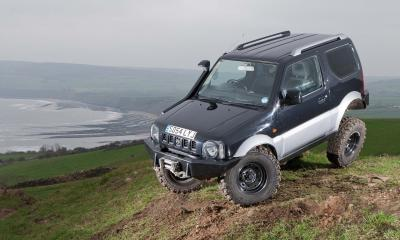 Suzuki :: Total Off-Road :: The UK's Only Pure Off-Road Magazine