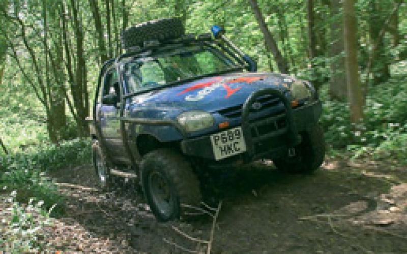 The X Factor :: Total Off-Road :: The UK's Only Pure Off