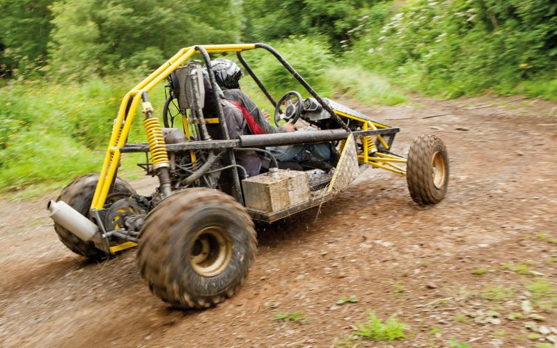 The Edge of Glory :: Total Off-Road :: The UK's Only Pure