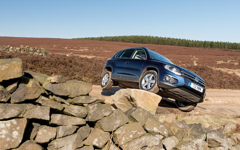 What Does Tiguan Mean >> Volkswagen Tiguan ♦ Vehicle Test ♦ :: Total Off-Road :: The UK's Only Pure Off-Road Magazine