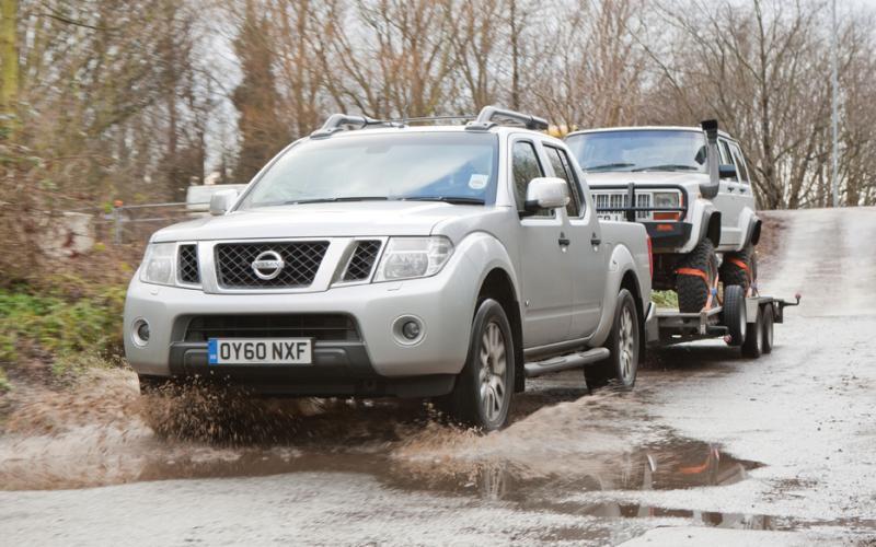 Nissan navara v6 diesel review