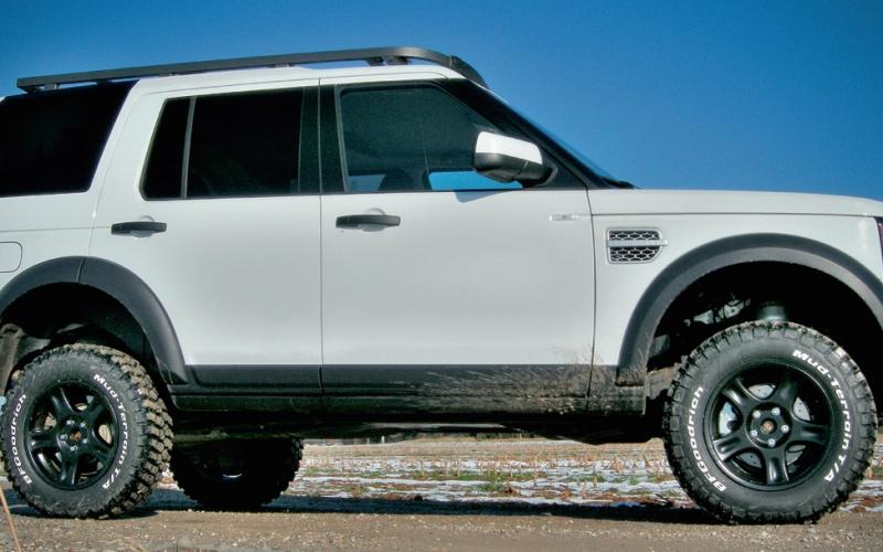 New Brake Kits Open Up 17 Quot Tyre Fitments For Discovery 4
