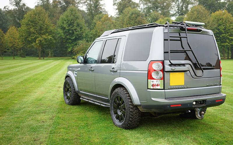 Rock Sliders For Late Discos Total Off Road The Uk S Only Pure Off Road Magazine